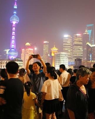 Drukke plekken in Shanghai die best tof zijn