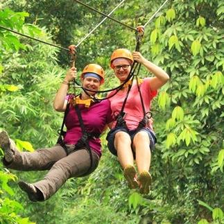 Top-10 Outdoor Activiteiten Thailand