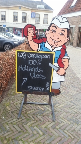 100% Hollands vlees
