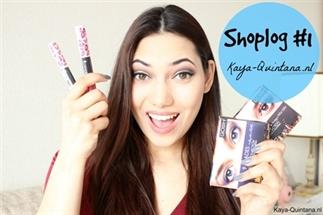 Shoplog: NYX, Gosh en Sinful colors