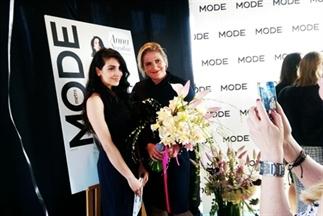 Anna Nooshin's boekpresentatie en Metro Mode!