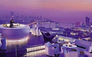 De mooiste rooftop bars op de wereld