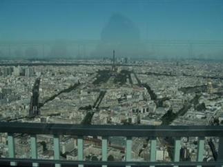 Budget reizen in Parijs!