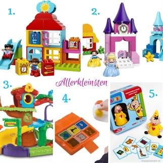 De beste speelgoedtips voor Sinterklaas