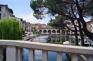 Desenzano, één van de parels aan het Gardameer