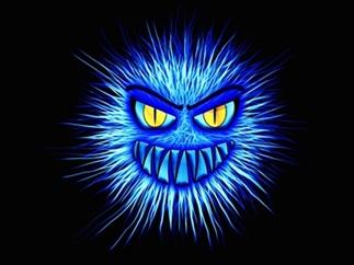 Glow-in-the-dark verjaagt monsters onder je bed