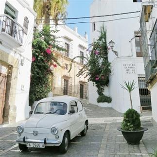 Instadiary: reisverslag roadtrip Andalusië