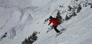 Mooiste maanden om te skiën!