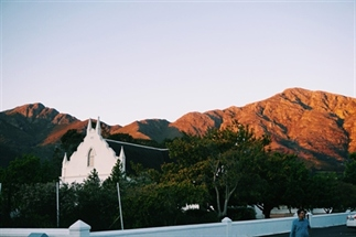 Ondertussen in Zuid-Afrika..