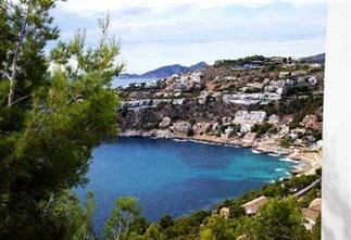 Onderweg naar Andratx, Palma de Mallorca