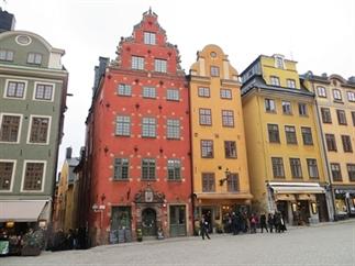 Stedentrip Stockholm: bezoek het oude centrum