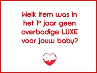 Stichting Babyspullen, het is nodig!