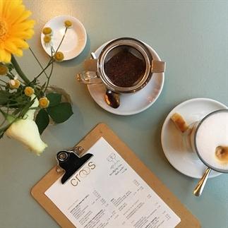 CROOS, de koffie bar van Nieuw-Crooswijk