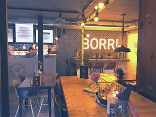 De hele dag borrelen bij Borrl Kitchen Amsterdam