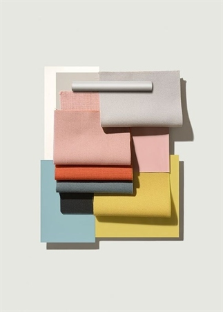 De pantone kleuren als inspiratiebron