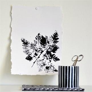 Do it yourself: Botanical print