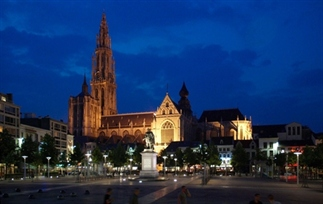 Een weekendje naar Antwerpen!