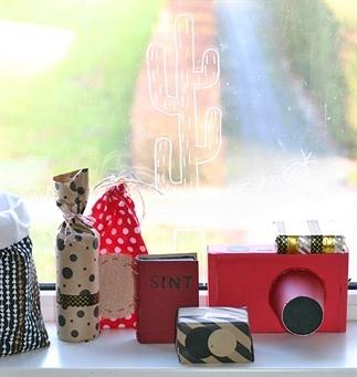 Last-minute Sinterklaas surprise (en cadeaus)