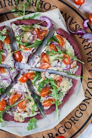 Magioni pizza review + recept
