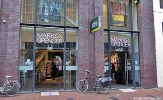 Marks & Spencer vertrekt uit Nederland