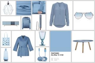 Moodboard: PANTONE 14-4122 TCX AIRY BLUE