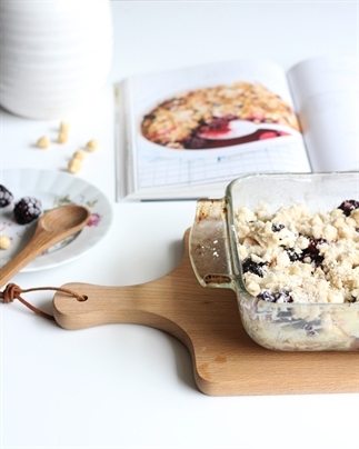 Recept: bramencrumble