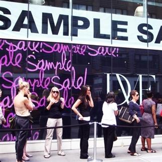 Sample sales, wat, hoe en waar is het?