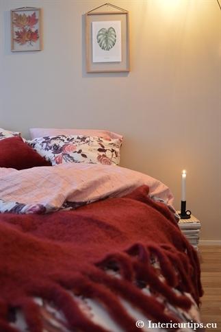 Slaapkamer omtoveren in herfstsfeer in 3 stappen