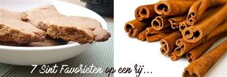 Top 7 Sinterklaas Recepten op een rij!