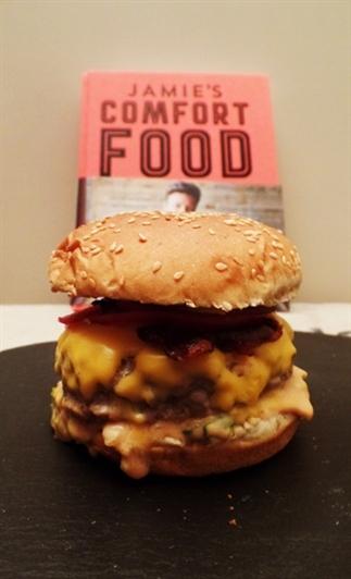Ultiem hamburger recept van Jamie Oliver