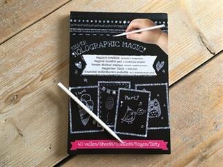 DIY: Handletteren met een beetje glitter