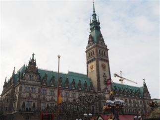 48 uur in Hamburg