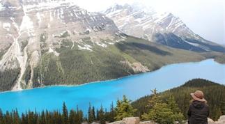 6x de mooiste meren van Banff NP, Canada