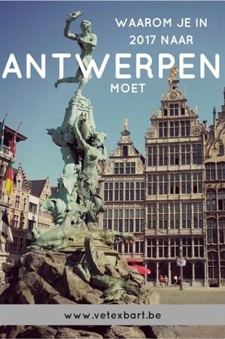9 Antwerpse must do's in 2017