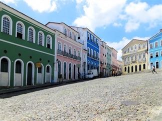 BRAZILIË   Kleurrijk Salvador da Bahia