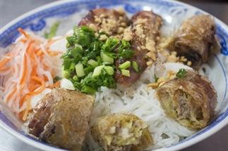 Bun Thit Nuong: Een Zuid-Vietnamese klassieker