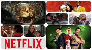 De 12 Beste kerstfilms op Netflix