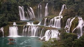 De 5 mooiste watervallen in Vietnam