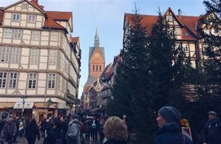 De verschillende kerstmarkten in Hannover