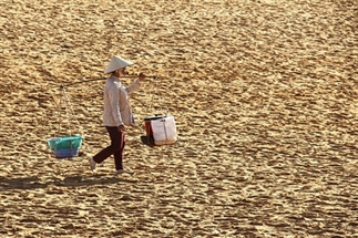 De zandduinen van Vietnam: Een bijzonder landschap