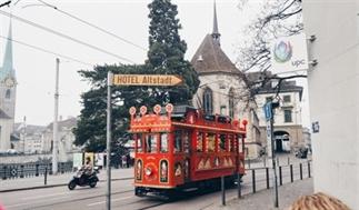 Een city trip naar Zurich!