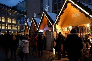 Een dagje kerstmarkt in Düsseldorf
