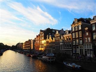 Het betoverende Amsterdam