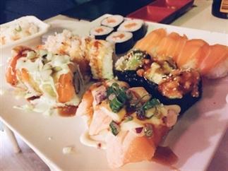 Hotspots: 2 x Fijne Sushi in Barcelona
