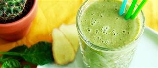 Kerst-detox met groene smoothie