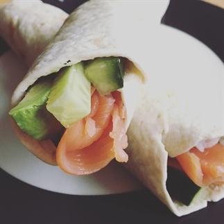 Recept: Sushiwraps!