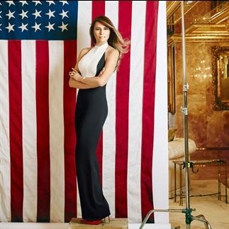 Waarom designers weigeren Melania Trump te kleden