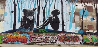 Welkom in de wereld van street art & graffiti