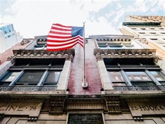 Wonen in New York Renée deed een taalstudie in NYC