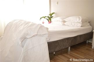 Schone slaapkamer in 3 simpele, dagelijkse stappen